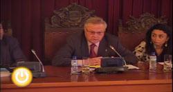 Pleno de marzo de 2009 del Ayuntamiento de Badajoz