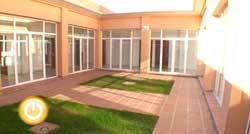 Inauguración del Centro Social de Suerte de Saavedra