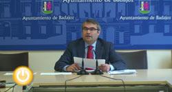 Francisco Javier Fragoso califica de buena la situación económica del Ayuntamiento