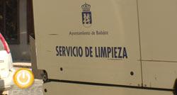 Sabotajes en algunos vehículos del servicio de limpieza