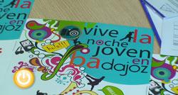 Presentación de las actividades de Vive la Noche 2009