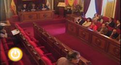 Pleno extraordinario de abril de 2009 del Ayuntamiento de Badajoz