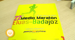 Presentación de la XXII Media Maratón Elvas-Badajoz