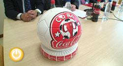 Presentación de la VII edición de la Copa Coca-Cola