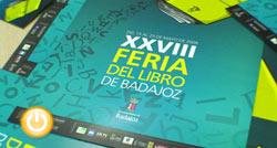 Presentación de la XXVIII Feria del Libro de Badajoz
