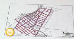 El Ayuntamiento invertirá en la Barriada de Llera más de 2 millones de euros en la red de saneamiento