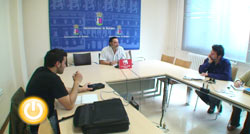 Manuel Sosa pide información sobre la posible privatización del Servicio Municipal de Limpieza