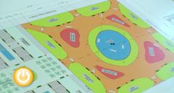 Presentación de la obra del Parque Bioclimático