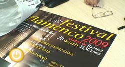 Presentación del XXXVIII Festival de Flamenco Ciudad de Badajoz