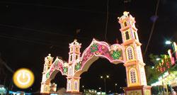 Inaugurada la Feria de San Juan 2009