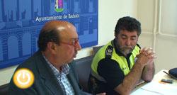 Germán López Iglesias valora la Feria de San Juan de este año