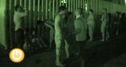 Miguel Ángel Segovia pide más seguridad y control en el botellón junto al Nuevo Vivero