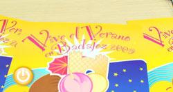 Presentación del cartel y las actividades para Vive el Verano en Badajoz