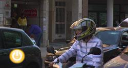 Nueva campaña para fomentar el uso del casco entre los más jóvenes