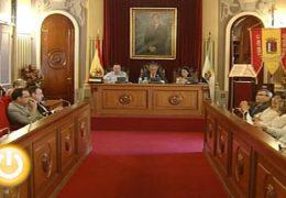 Pleno extraordinario de julio de 2009 del Ayuntamiento de Badajoz