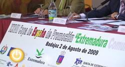 Presentación del XXVII Copa de España de Promoción de piragüismo