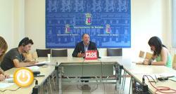 Celestino Vegas pide la adhesión del Ayuntamiento al grupo de ciudades pro AVE Badajoz-Lisboa