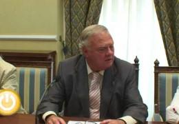El Alcalde de Badajoz firmará el Código Ético de Buen Gobierno