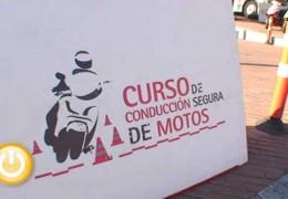 La Fundación MAPFRE ofrece un curso de conducción segura de motocicletas