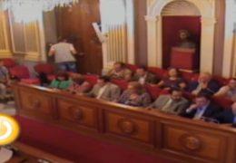 Pleno de octubre de 2009 del Ayuntamiento de Badajoz