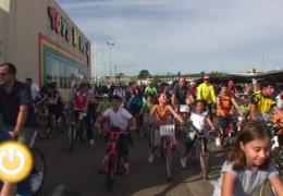 Gran participación en la XXIV edición del Día de la Bicicleta