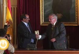 Visita del Presidente de la República Árabe Saharaui Democrática