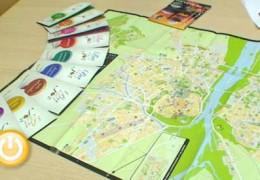 Presentado un nuevo callejero y folletos turísticos de la ciudad