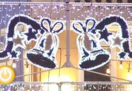 La Navidad enciende Badajoz