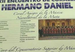 Los Encuentros de Corales Hermano Daniel alcanzan su XII Edición
