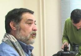Manuel Sosa, concejal de IU, advierte sobre el 2010