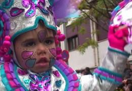 Desfile de comparsas infantiles 2010