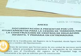 El colegio de Bótoa se retrasa porque la Junta exige nuevos requisitos
