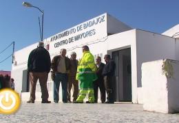 El Centro de Mayores de Villafranco del Guadiana abre sus puertas