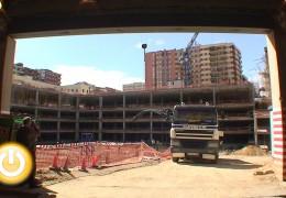 El GMS-R denuncia irregularidades en la obra del parking de Conquistadores
