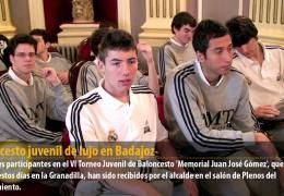 Baloncesto juvenil de lujo en Badajoz
