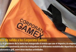 Pistoletazo de salida a los Corporate Gamex