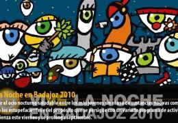 Vive la Noche en Badajoz 2010