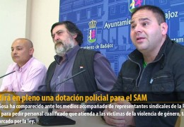 IU pedirá en pleno una dotación policial para el SAM