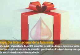 8 de mayo, Día Internacional de la Talasemia