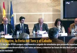 Vuelve Ecuextre, la Feria del Toro y el Caballo