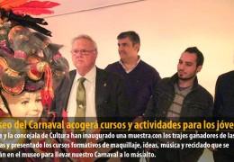 El Museo del Carnaval acogerá cursos y actividades para los jóvenes