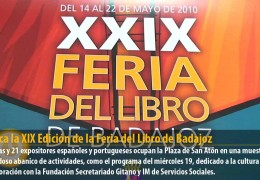Arranca la XIX Edición de la Feria del Libro de Badajoz