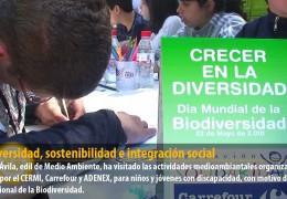 Biodiversidad, sostenibilidad e integración social