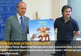 La Feria de San Juan ya tiene nuevo cartel