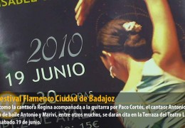 XXIX Festival Flamenco Ciudad de Badajoz