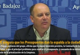 El PSOE asegura que los Presupuestos dan la espalda a la ciudad