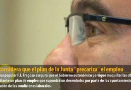 """El PP considera que el plan de la Junta """"precariza"""" el empleo"""