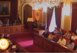 Pleno extraordinario de agosto de 2010 del Ayuntamiento de Badajoz