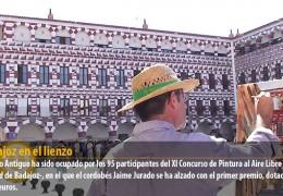 Badajoz en el lienzo