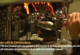 El mejor café de Extremadura